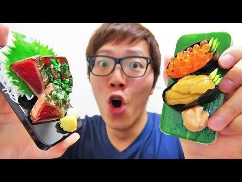 超リアル!食品サンプルiPhoneカバー買ってみた!
