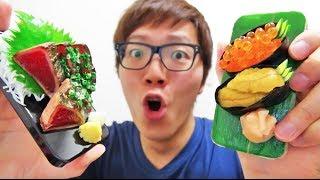 超リアル!食品サンプルiPhoneカバー買ってみた! thumbnail