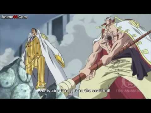 One Piece 480 - Kizaru vs Whiteberd