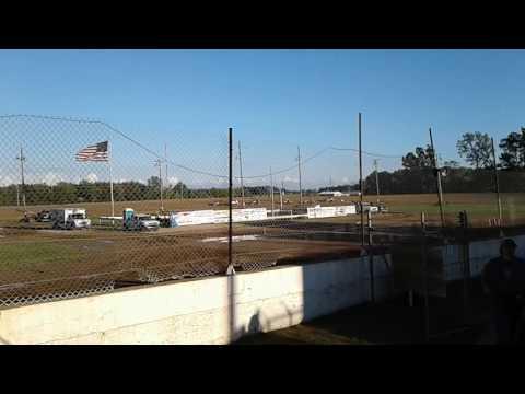 Crystal Motor Speedway MTS Heat Race 9/18/16