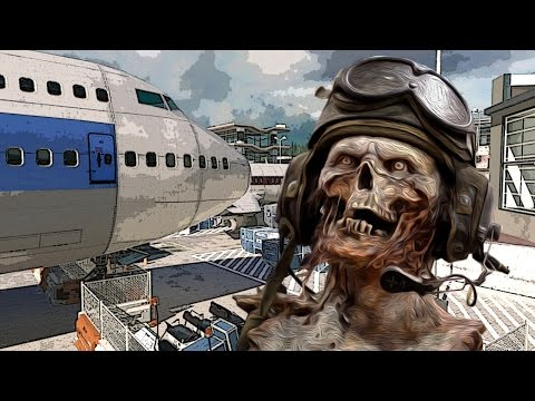 MW2 TERMINAL ZOMBIES (Call of Duty Zombies)