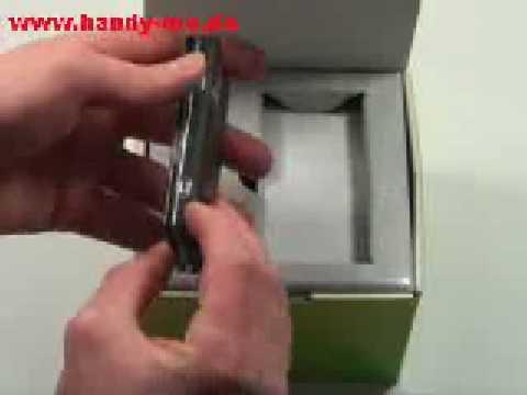 Sony-Ericsson G705 Test Erster Eindruck