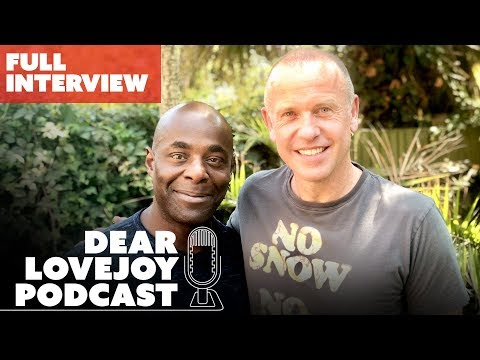 Paterson Joseph Full   Dear Lovejoy Podcast