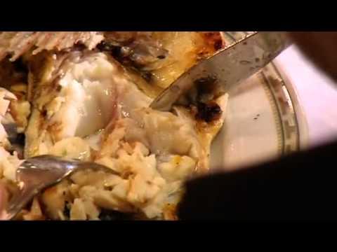 """Pesadilla en la cocina - Alberto Chicote: """" A Gollum le gusta así la dorada. A mí, no"""""""