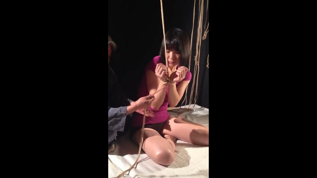 雪村春樹の縛り羞恥講座 モデル:若林美保さん