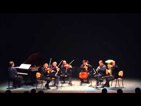 TUBAX Septet live in FEUP Auditorium, Porto 2012