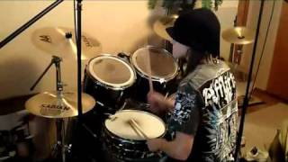 Incubus - I Miss You - Drum Cover - Kali Simmons