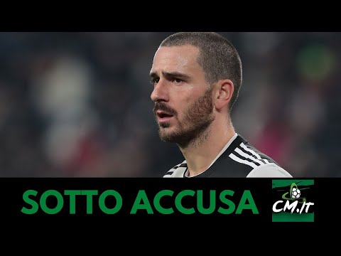 MILAN-JUVENTUS 4-2: BONUCCI sotto accusa!