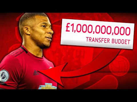 1,000,000,000 Manchester United Takeover Challenge!! FIFA 20 Career Mode