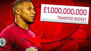 £1,000,000,000 Manchester United Takeover Challenge!! FIFA 20 Career Mode