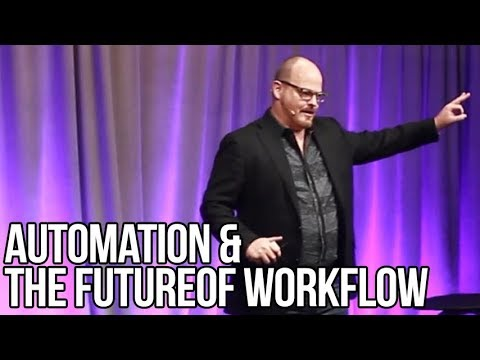 Automation & the Future of Workflow | Jonathan Brill