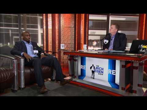 Former NBA Player Ricky Davis on The Hardest Players To Guard - 6/9/17