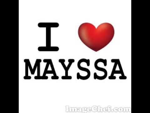 Sonnerie pr nom mayssa youtube - Prenom mayssa ...