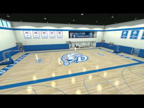 Drake Basketball Practice Facility Project