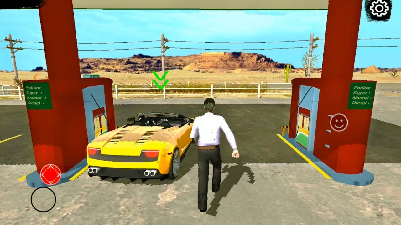 Download Car Parking HD New Levels - Car Lift & Gas Station - Android Gameplay