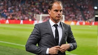 Frank de Boer named new Atlanta United head coach plus other MLS news and notes