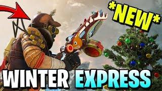 *NEW* Apex Legends Winter Express Event! + New Heirloom Opening (Apex Legends PS4)