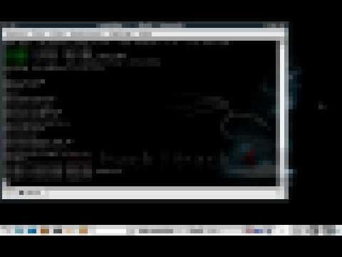 BackTrack 4 Persistent USB Install (Live CD Method)+(Save Changes)