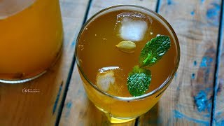 Healthy Summer Drink Panakam | Panagam | How to prepare panakam