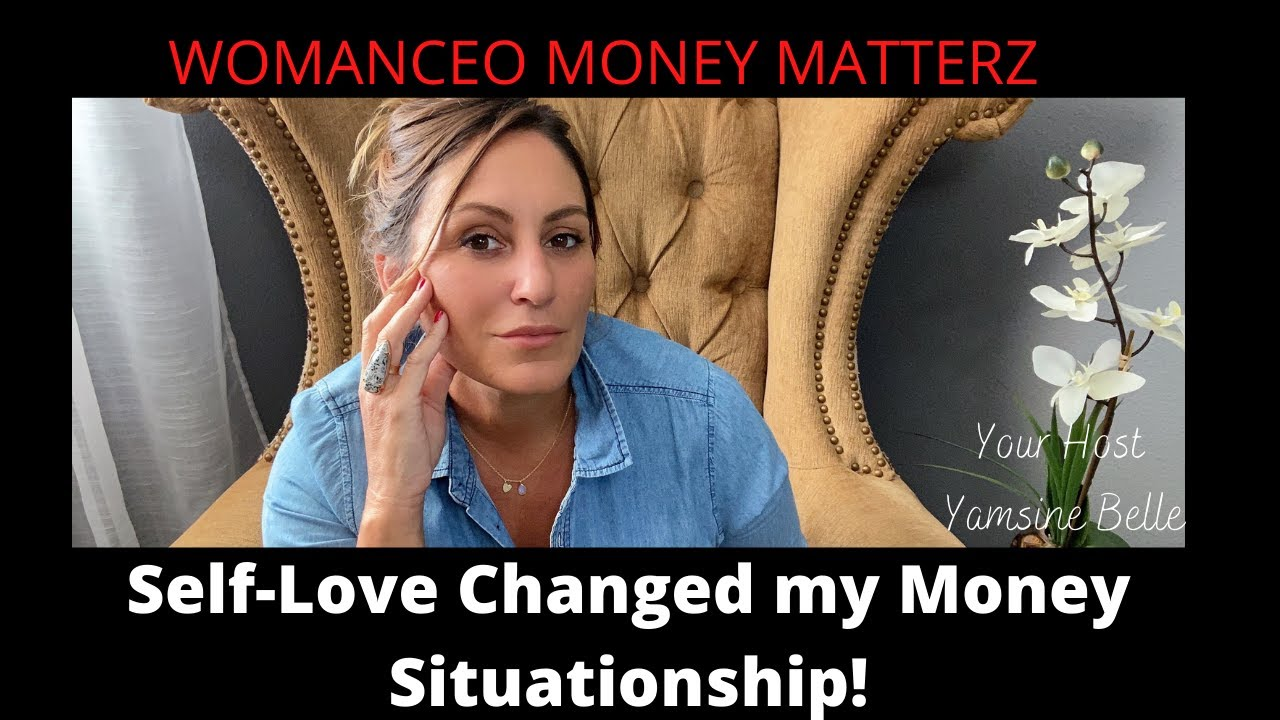 How self-love changed my situationship with my money.