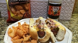 Ragin Cajun Jalapeno Relish Alligator Dogs