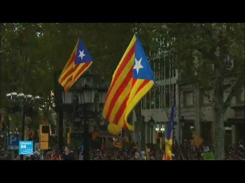 الكاتالونيون قلقون على مصير إقليمهم بسبب الأزمة بين مدريد وبرشلونة  - نشر قبل 4 ساعة
