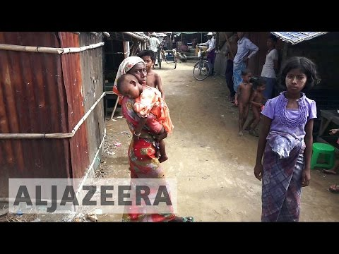 In Myanmar, violent crackdown continues in Rakhine state