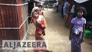 In Myanmar, violent crackdown continues in Rakhine state thumbnail