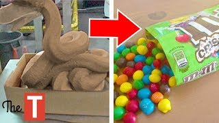 10 Products You'll Never Buy Again Knowing How They Are Made!
