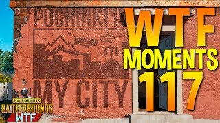 PUBG WTF Funny Moments Highlights Ep 117 (playerunknown's battlegrounds Plays)