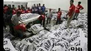Bus Crashes Into Oil Tanker Killing 57 In Southern Pakistan!