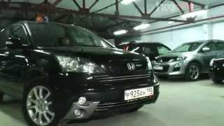 Honda CR-V 2009 год 2.4 л. 4WD от РДМ-Импорт