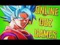 These are the WEIRDEST Dragon Ball Games... | Online Dragon Ball Games