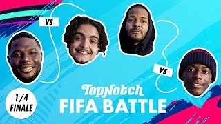 AFLEVERING 7 met HEF, CHIVV, PRICELESS & WALLY A$M | TOP NOTCH FIFA 19 BATTLE
