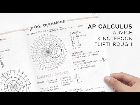 ap-calculus-advice-&-notebook-flipthrough