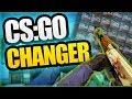 CS:GO | Tener TODAS las SKINS GRATIS con CSGO:CHANGER + GIVEAWAY (NO VAC + 2017)