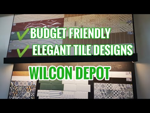 Wilcon Affordable Wall Tiles Tile Prices In The Philippines