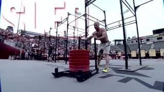 видео Упражнение с санями