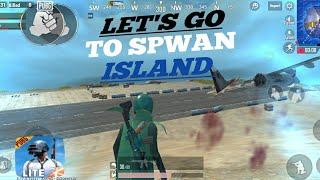 Pubg Mobile lite | Let's go to spawn Island