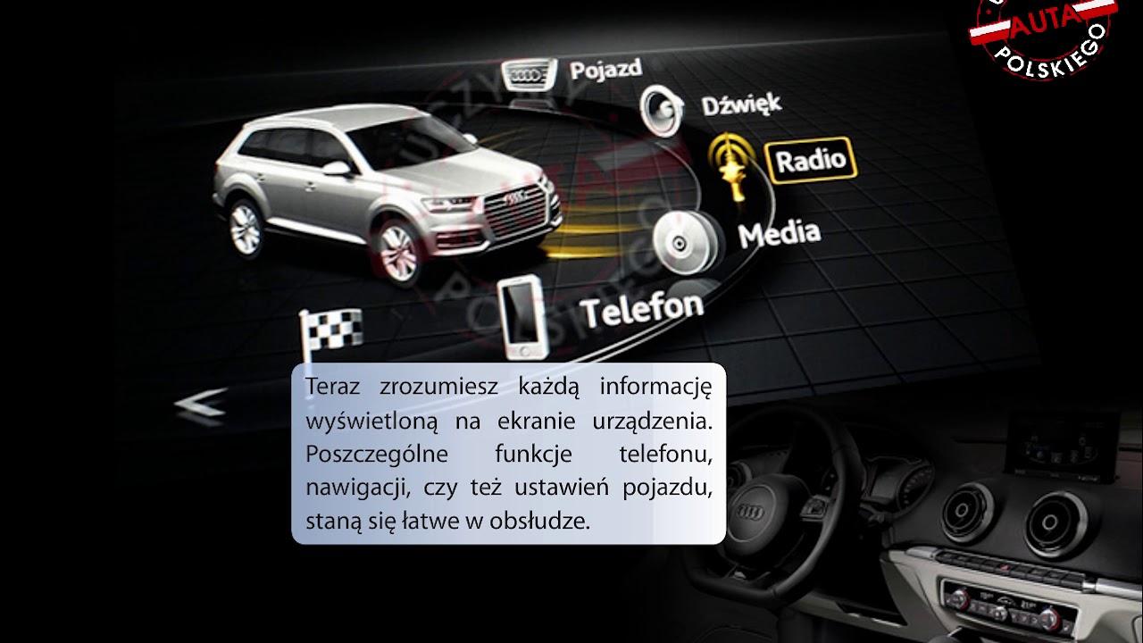 Audi MMI MQB MIB1 MIB2