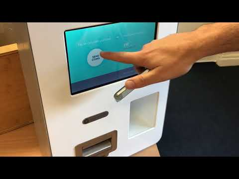 Ethereum Buying On A Bitcoin ATM