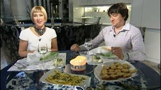 Марсельская УХА из минтая Буйабес ГРЕНКИ из багета Два ДЕСЕРТА из АНАНАСА Кухня на шпильках