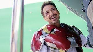 『アイアンマン』から『アベンジャーズ/インフィニティ・ウォー』まで、MCUの10年振り返る特別映像
