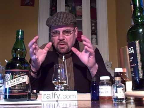 whisky  review 16  - Black Bottle