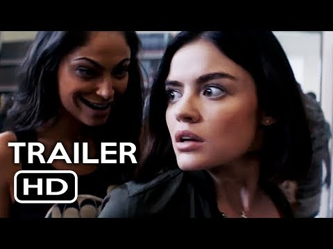 Truth or Dare Official Trailer #1 (2018) Lucy Hale, Tyler Posey Horror Movie HD