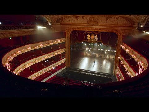 The Royal Opera House: What Do You See?