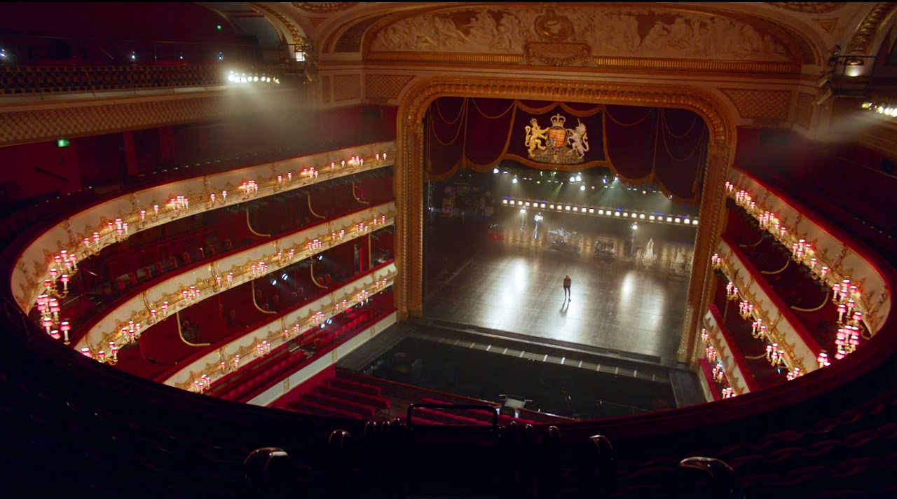 The Royal Opera House What Do You See Youtube