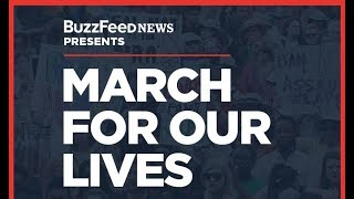 Live Coverage: March For Our Lives
