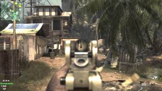 Call Of Duty Modern Warfare 3 Gameplay [ Massive XP earning ] [ Modded Server ]
