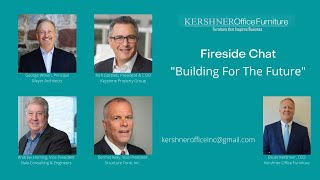 """Fireside Chat """"Building For The Future"""""""
